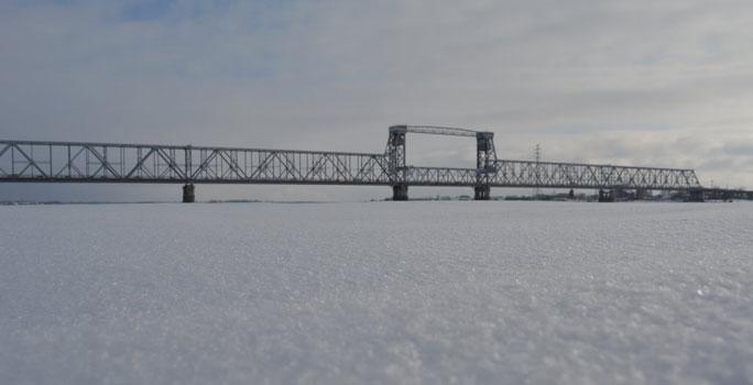 Зимняя рыбалка на Северной Двине