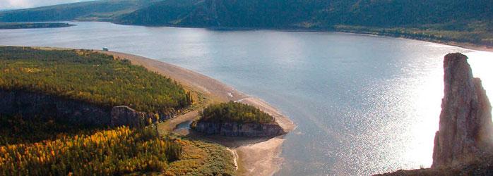 Самые длинные реки России