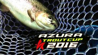AZURA TROUT CUP 2016. Area Trout. Ловля форели.