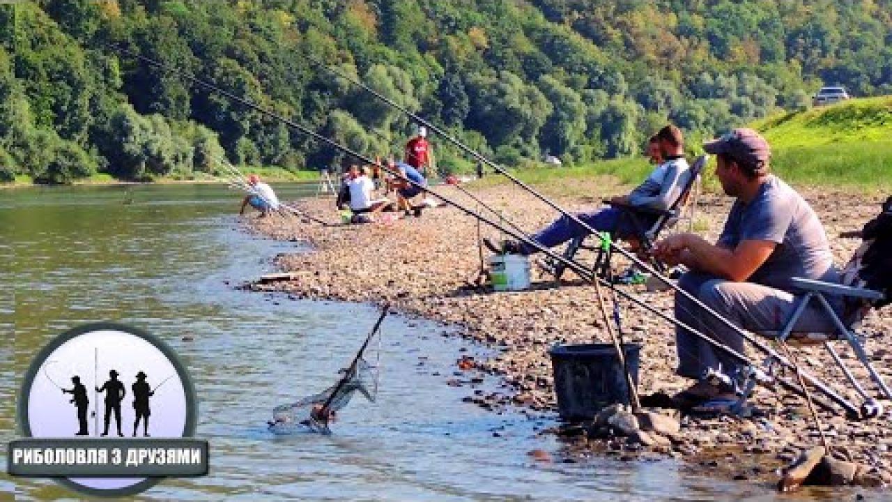 Що Клює! Рибалка на Дністрі 16.08.2020