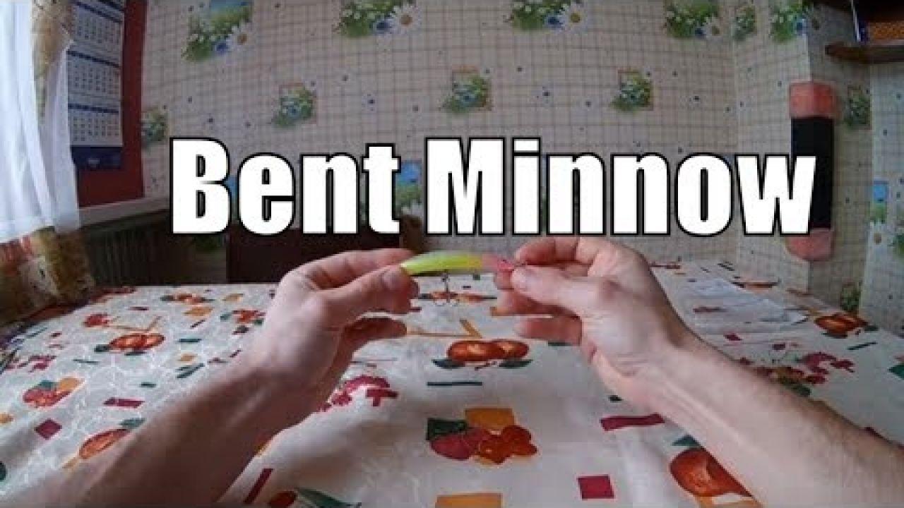 Обзор Воблер O.S.P. Bent Minnow