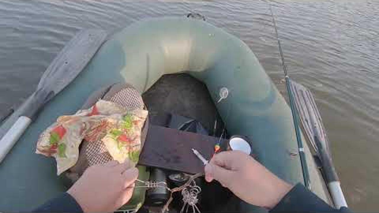 Дубовец, Медвенский район, Курской области 23 08 2020, Рыбалка с лодки на карася